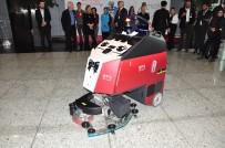 ŞANGHAY - İstanbul Havalimanı'nda 'İnsansız Temizlik Robotu' Dönemi Başladı