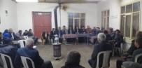 TAŞKALE - Karaman'da MHP'nin Köy Ziyaretleri Devam Ediyor