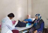 OKSİJEN TÜPÜ - Kartepe Belediyesi Yaşlı Bakımda Takdir Topluyor