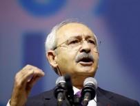 CHP - Kılıçdaroğlu: CHP örgütlerine yönelik ciddi kumpaslar var