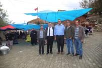 Kuyumcu'da Yağmur Duası Yapıldı