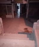 YAŞLI ADAM - Niğde'de Merdivenden Düşen Adam Öldü