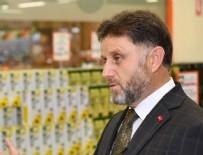 FAHRETTİN POYRAZ - Tarım kredi market sayısını artıracak