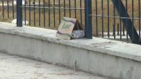 ŞÜPHELİ PAKET - Üniversite kampüsünde şüpheli paket paniği
