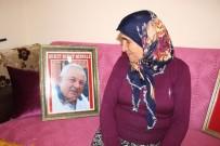 AFRİN - YPG Roketiyle Hayatını Kaybeden Eşinin Hayalini Gerçekleştirmek İçin Hacca Gitmek İstiyor
