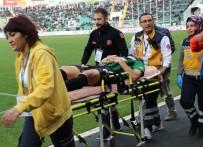 ÇAYKUR - Zeki Yavru Hastaneye Kaldırıldı