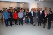 RESIM SERGISI - 24 Kasım'da 24 Öğretmenden 24 Resim