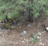 Antalya'da Otomobil 70 Metrelik Şarampole Yuvarlandı Açıklaması 1 Ölü