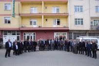 Başkan Akın Köy Muhtarları Ve Kooperatif Başkanları İle Bir Araya Geldi