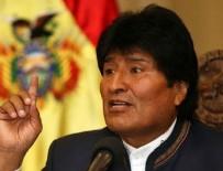 MUHALİFLER - Bolivya'da Evo Morales, kararı