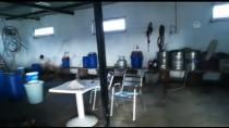 Erdek'te Kaçak İçki Operasyonu