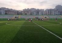 Esenyurt'ta Kadına Şiddete Farkındalık İçin Kadınlar Arası Futbol Maçı