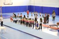 MURAT ERDOĞAN - Kaş'ta Cimnastik Şenliği
