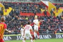 HAKAN ARıKAN - Süper Lig Açıklaması Kayserispor Açıklaması 1 - Sivasspor Açıklaması 1  (İlk Yarı)
