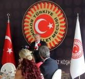 GÜNEY KIBRIS RUM KESİMİ - TBMM Başkanı Şentop Öğretmenlerle Bir Araya Geldi