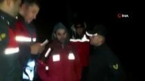 Uludağ'da Kaybolan Dağcı 7 Saat Sonra Çıkardığı 'Teneke' Sesinden Bulundu