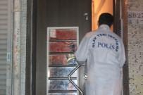 Yabancı Uyruklu Kadın Uyuyan Kocasını Baltayla Öldürdü