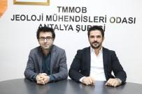 Antalya Jeoloji Mühendisleri Oda Başkanı Bayram Ali Çeltik Açıklaması