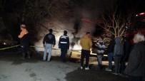 Bartın'da 2 Ev Çıkan Yangında Küle Döndü