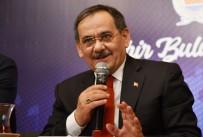 EĞITIM İŞ - Başkan Demir, Öğretmenlerle Buluştu