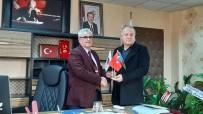 Başkan Gülbey, Sağlık Müdürü Erez'i Ziyaret Etti