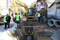 ALI ARSLAN - Büyükşehir Yol Yenileme Çalışmaları Devam Ediyor