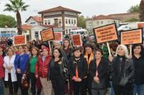 ÖZGECAN ASLAN - Çiğli Belediyesinden Kadın Mücadelesine Destek