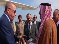 KATAR EMIRI - Cumhurbaşkanı Erdoğan, Katar'da