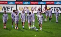BABEL - Galatasaray, Brugge Maçı Hazırlıklarını Tamamladı