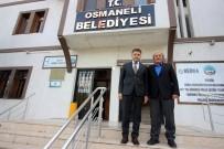 FAHRETTİN POYRAZ - Genel Müdür Poyraz, Başkan Şahin İle Bir Araya Geldi