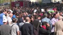 ÇEVİK KUVVET POLİSİ - Hizbullahçı Gruplarla Protestocular Karşı Karşıya