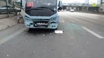 Kadıköy'de Korkutan Zincirleme Kaza Açıklaması 3 Yaralı