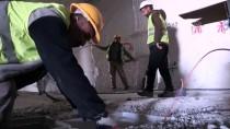 GERİ DÖNÜŞÜM PROJESİ - Kapadokya'daki 'Kayadan Oyma Yer Altı Müzesi'nde Sona Yaklaşıldı