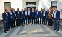 KAYSERİ ŞEKER FABRİKASI - Kocasinan Ziraat Odası Başkanı Abdulkadir Güneş; 'Kayseri Şeker Zarar Görürse Kayseri Çiftçisi Zarar Görür'