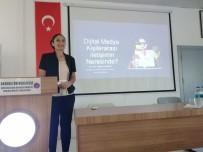 Kumluca Sağlık Bilimleri Fakültesi'nde 'Dijital Medya' Konuşuldu