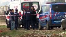 KARAAĞAÇLı - Manisa'da Dere Yatağında Ceset Bulundu