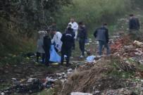 KARAAĞAÇLı - Manisa'da Kolu Koparılmış Erkek Cesedi Bulundu