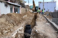 Mardin'de Alt Yapı Çalışmaları Başarıyla Devam Ediyor