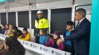 EĞITIM İŞ - 'Mobil Trafik Eğitim Tırı' Karabük'te