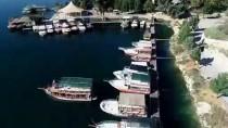 TURİZM SEZONU - 'Sakin Şehir' Halfeti Sonbaharda Ziyaretçilerini Büyülüyor