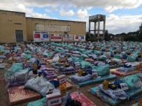 SU TAŞKINI - TİKA Somali'de Sel Mağdurlarına Yardım Elini Uzattı