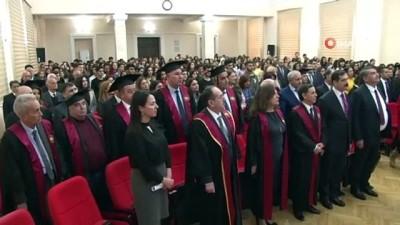 YÖK Başkanı Saraç'a Fahri Doktora Unvanı