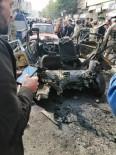AFRİN - Afrin'de Bombalı Saldırı Açıklaması 5 Yaralı