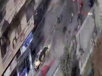 AFRİN - Afrin Saldırısı Güvenlik Kamerasında