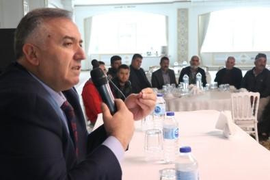 Aksaray'da DSYB Kaliteli Süt İçin Tüm Üreticilere Tank Kuracak