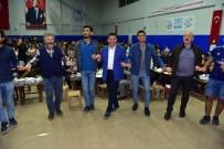 ÖZGECAN ASLAN - Başkan Tütüncü, Sıra Gecesinde Gençlerle Buluştu