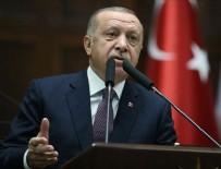 GRUP TOPLANTISI - Erdoğan: Bu şizofrenik vakaları parlamentodan temizlemek lazım