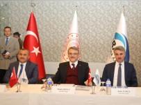 TUNCELİ VALİSİ - FKA, Kasım Ayı Toplantısı Bingöl'de Yapıldı