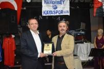 Hamdibey Kayaspor'da Birlik Ve Beraberlik Coşkusu