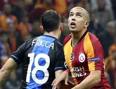 İşte Galatasaray'ın grubunda puan durumu